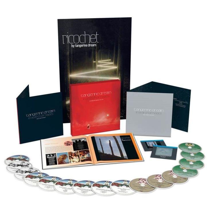 Massive Tangerine Dream Box Set, 'In Search of Hades