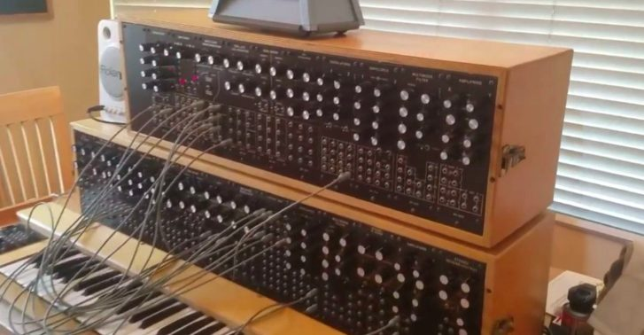 Aries Modular Synthesizer (1981) | Synthtopia