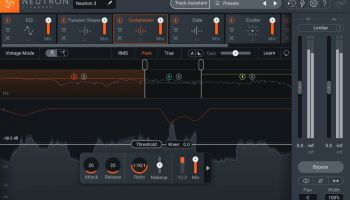 iZotope Releases Free Delay & Vinyl Effects Plugins – Synthtopia
