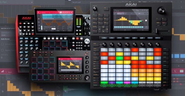 MPC X, MPC Live & Force Updates Add Ableton Live Export