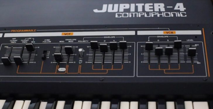 Roland Jupiter-4 Hands-On Demo | Synthtopia