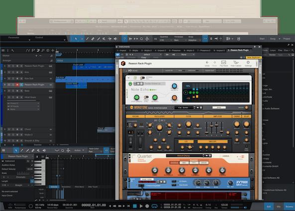 Propellerhead Becomes Reason Studios, Announces Reason 11 As