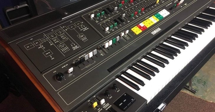 New Yamaha Podcast – 'Behind The Synth' | Synthtopia