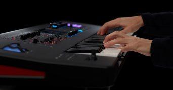 Roland-FANTOM-76-handsforscale
