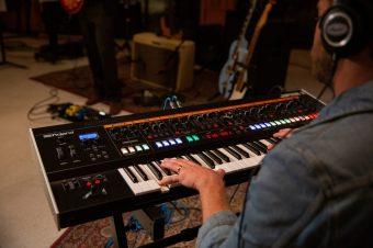 Roland-JupiterX-in-studio