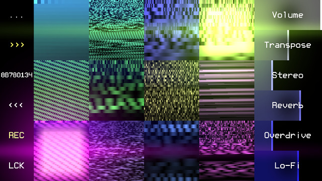 New Drum Machine App, Fractal Bits, Offers More Than 4 Billion Sounds