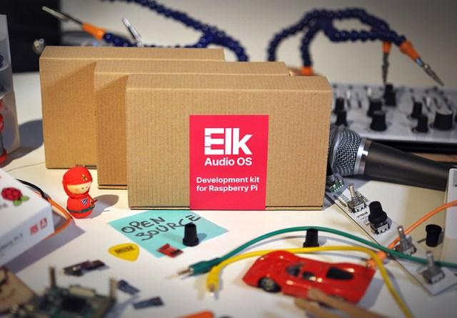 Elk Releases Open Source Audio OS, Open Source Development Kit For Raspberry Pi