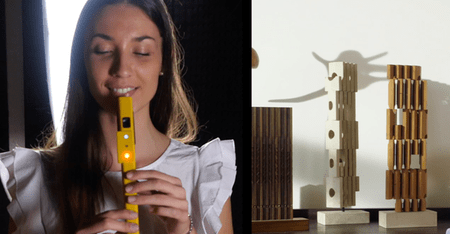 Artinoise re.corder Combines Expressive Acoustic Performance With MIDI Capabilities