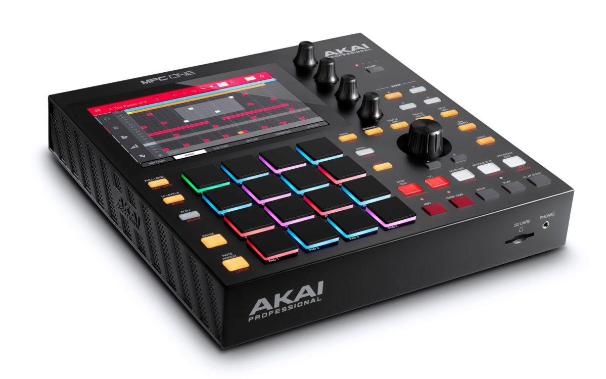 Akai Mpc One Review And In Depth Demo Synthtopia