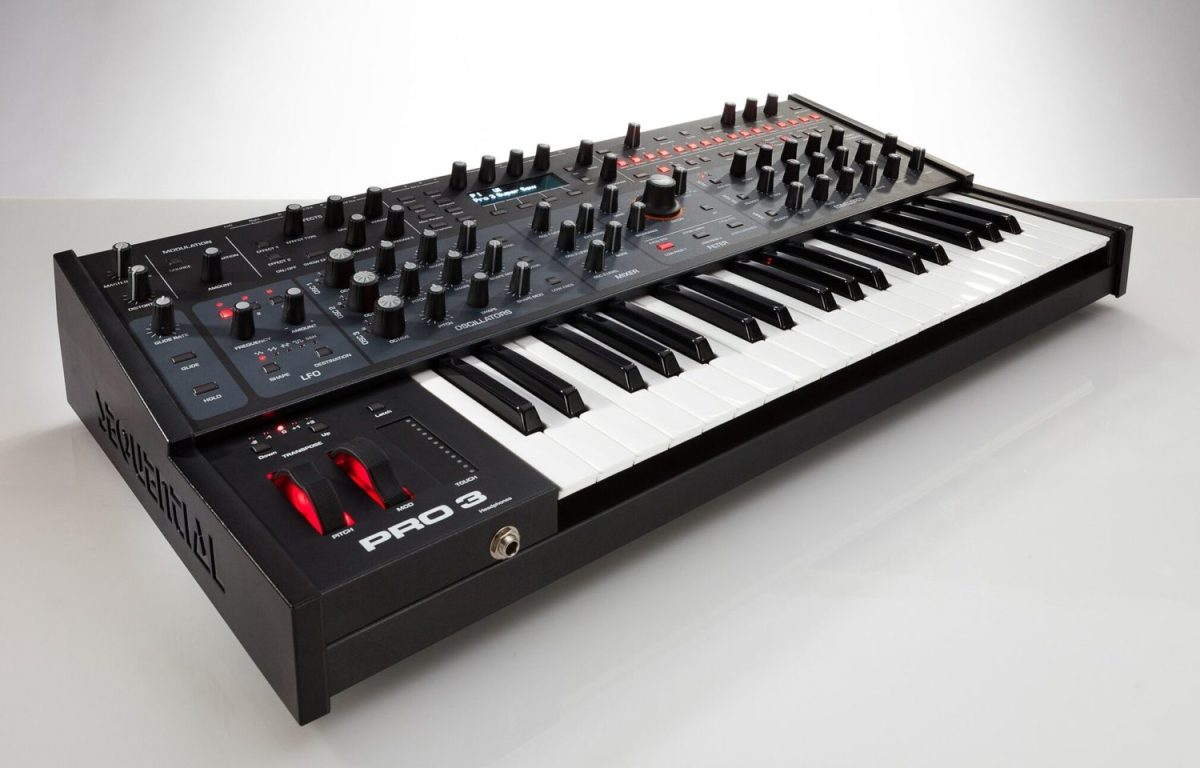 Sequential Pro 3 Synthesizer Review