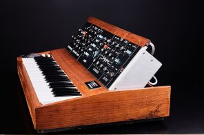 Herbie 2020 Minimoog_Right Side