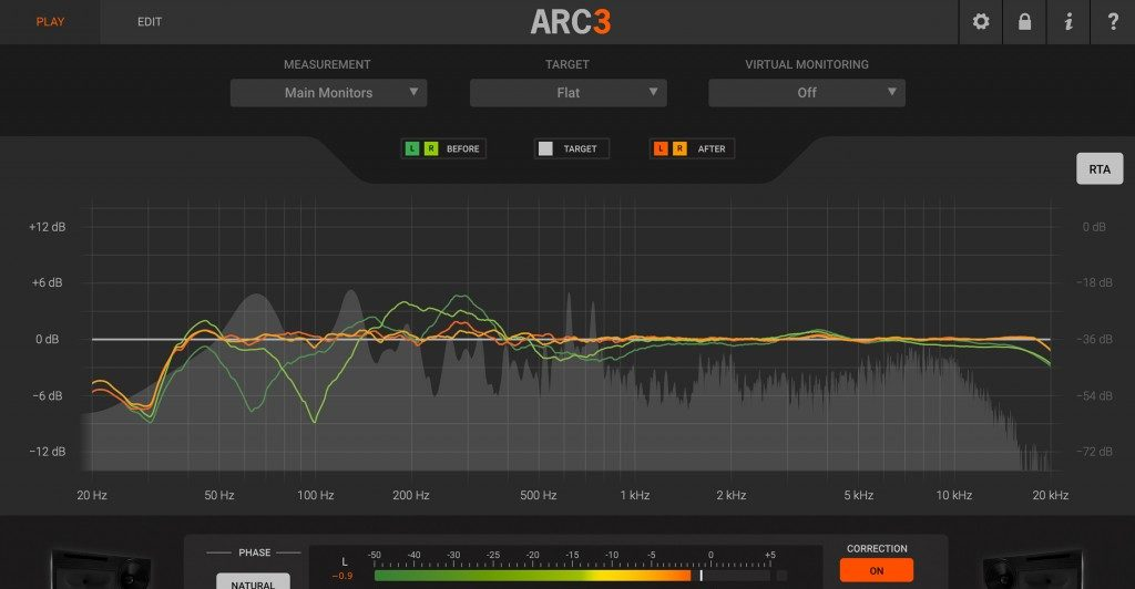 IK Multimedia ARC System 3 Acoustic Correction System Now Available