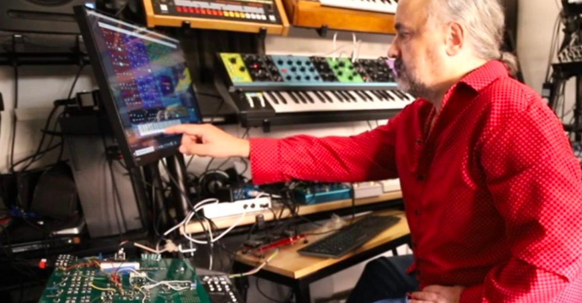 New Baloran Synthesizer (Sneak Preview)