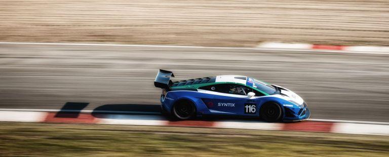 TESTING THE BULL - Lamborghini Gallardo 1