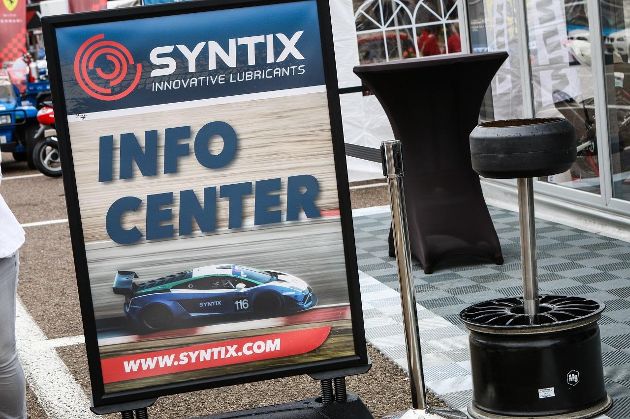 Syntix Superprix in Zolder - Supercar Challenge powered by Pirelli - Info center - Syntix Innovative Lubricants