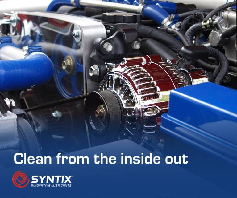 Change your car's oil the smart way - Engine Flush - Syntix Innovative Lubricant