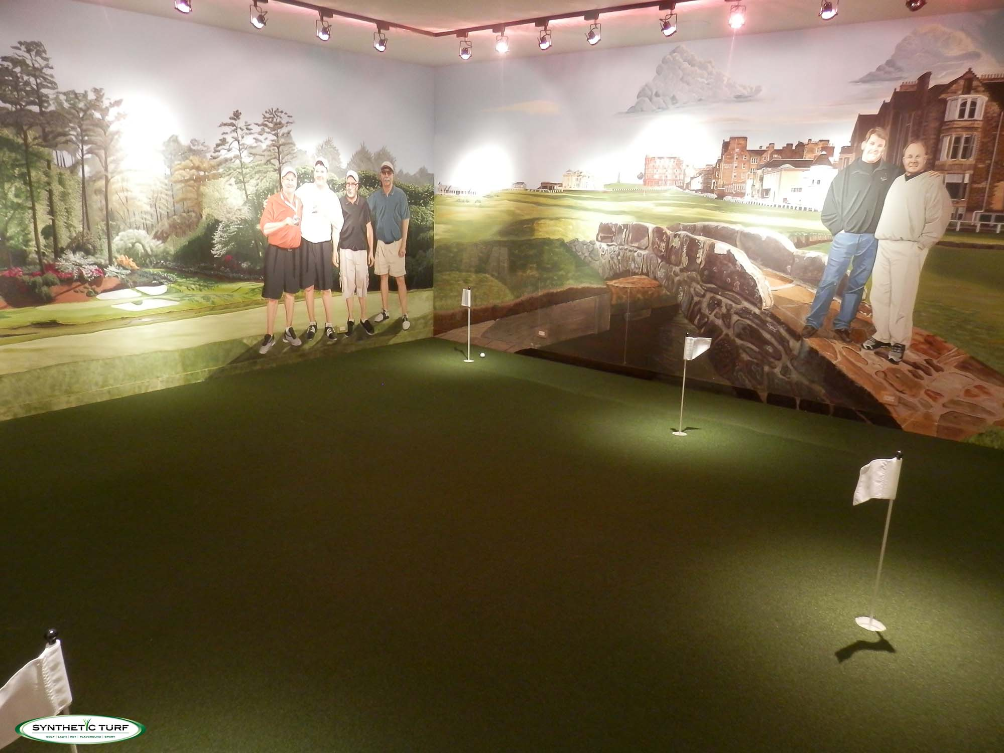 Contact Us Today For More Details About Getting Your Own Indoor Putting  Green.