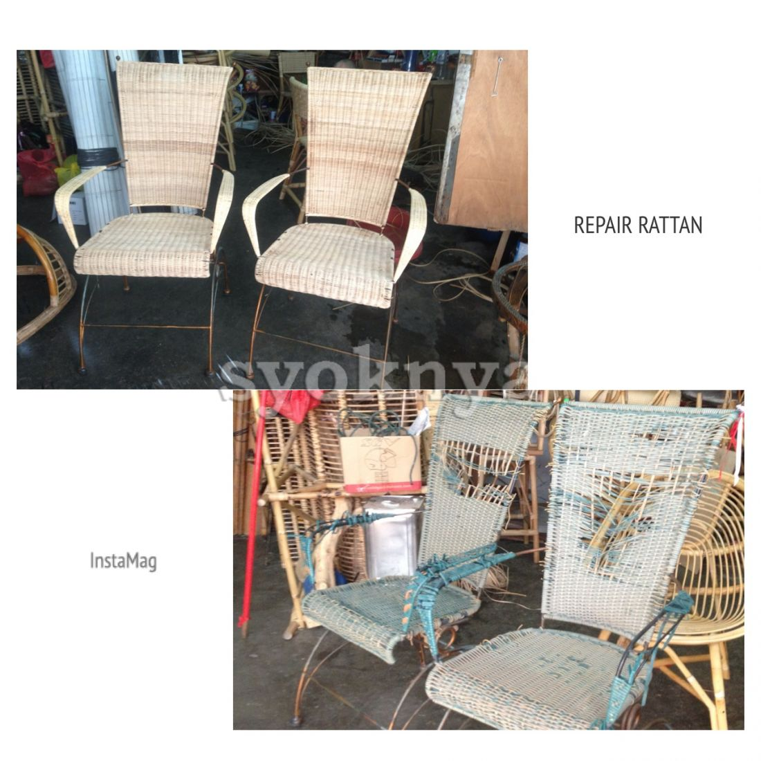Sell Repair Rattan Furniture Rattan Sofa CaneWicker