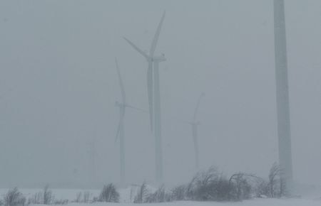 Maple Ridge wind farm