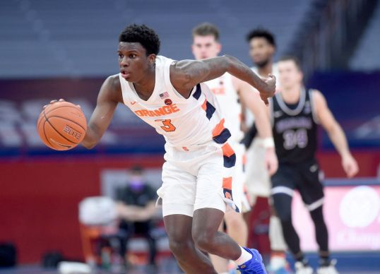Kadary Richmond is helping to keep the Orange on the tournament bubble