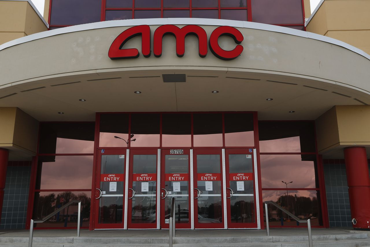 AMC Theatres. largest owner of movie theaters. has 'substantial doubt' it can remain in business - syracuse.com
