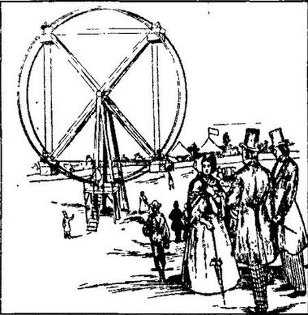 Sorry Chicago, Syracuse had America's first 'Ferris' Wheel