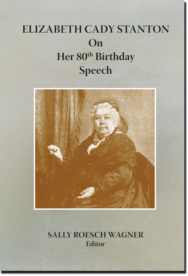 Book Elizabeth Cady Stanton 80th Birthday Speech
