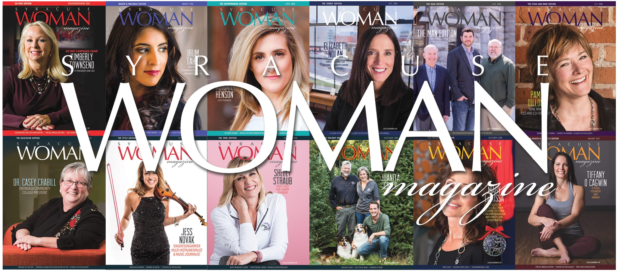 Syracuse Woman Magazine