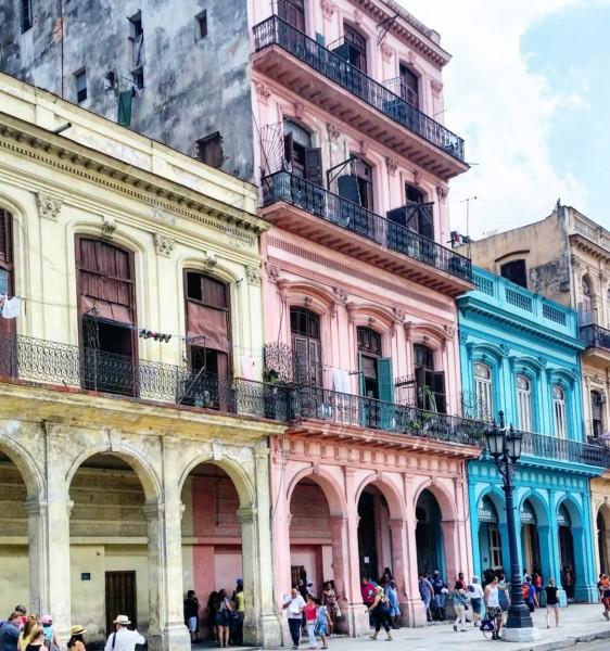 Streets of Old Havana