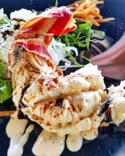 Cuba has abundant and fresh lobsters