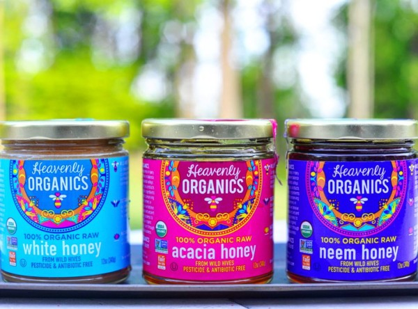 Heavenly Organics Honey