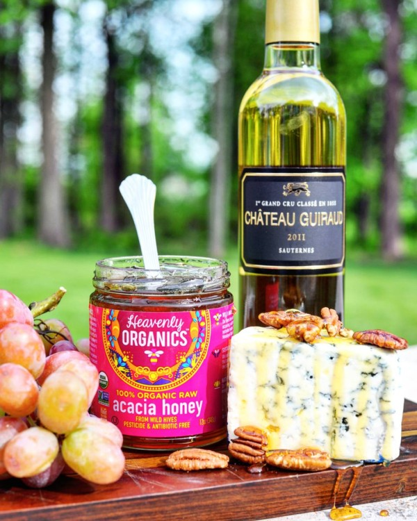 Springtime Entertaining – The Perfect Honey, Wine & Cheese Pairings