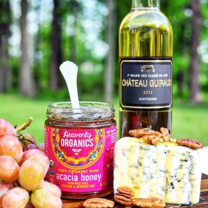 Sauternes Honey Blue Cheese Wine