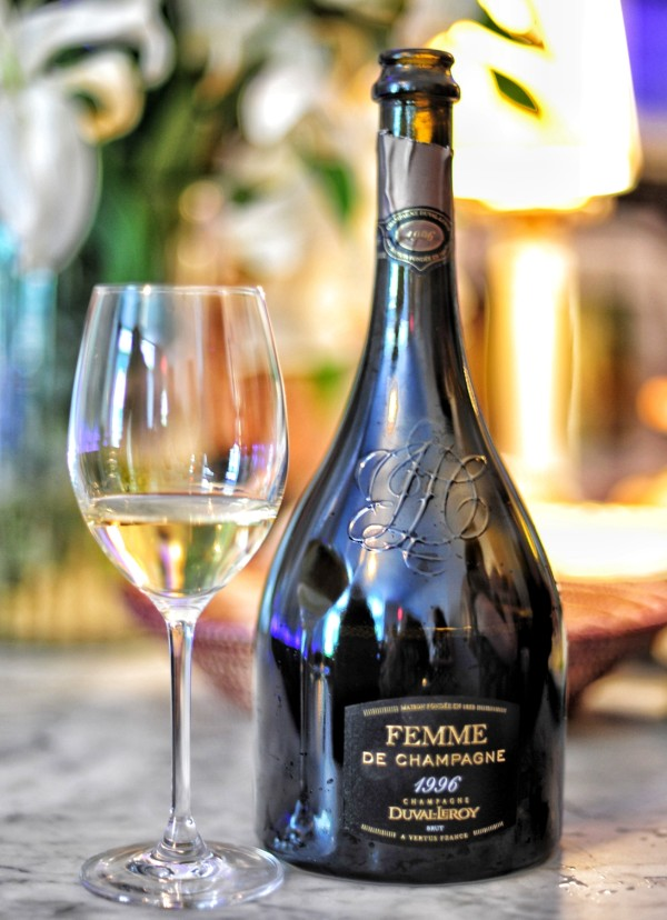 Time in a Bottle – Femme de Champagne Duval-Leroy