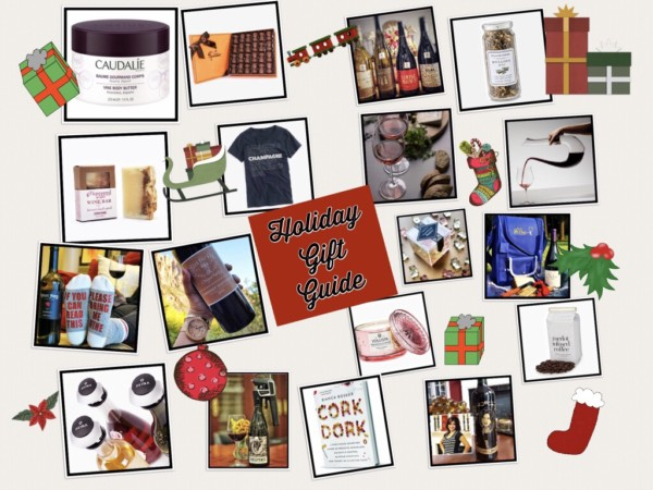 Holiday Gift Guide – 18 Perfect Gifts For Wine Lovers