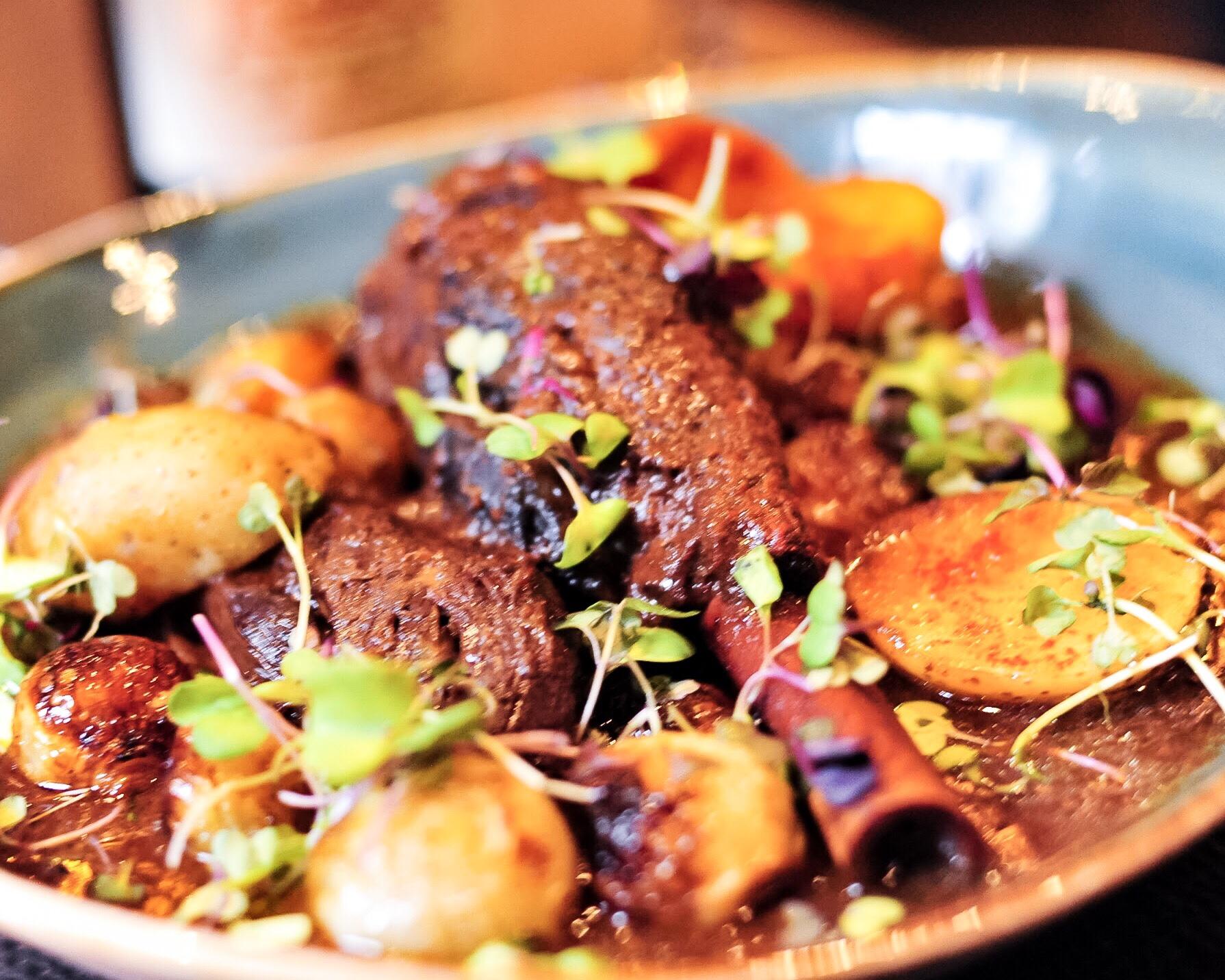 Mekki Moroccan Restaurant New York City