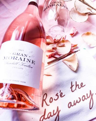 Gran Moraine Rosé of Pinot Noir 2017