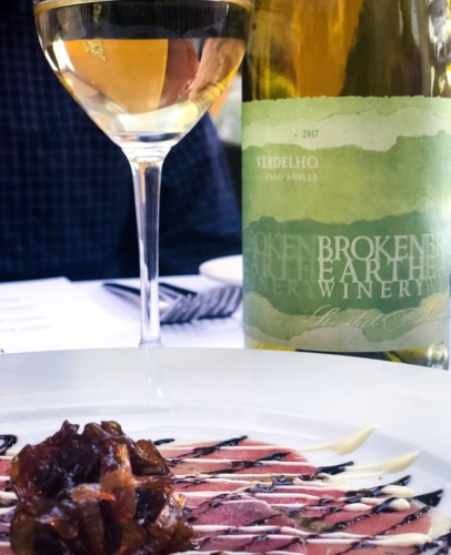 Broken Earth WInery Verdelho