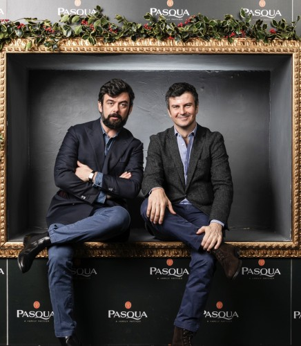 Alessandro and Riccardo Pasqua