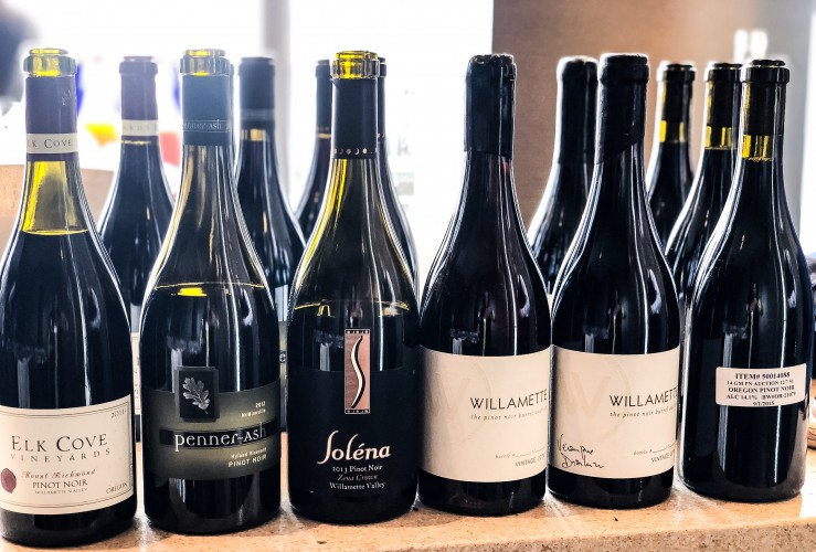 Willamette Valley Pinot Noir Auction 2019 – Focus on Community and Collaboration