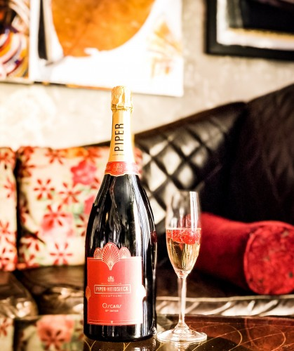 Celebrate Hollywood With Piper-Heidsieck Champagne