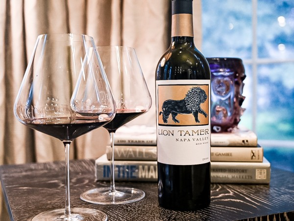 Hess Collection Lion Tamer Red Blend
