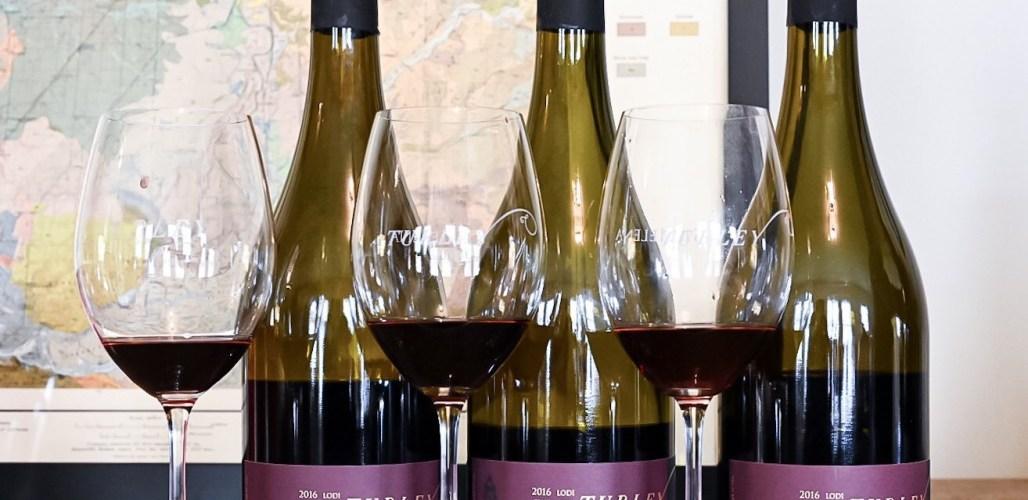 Turley Wines – Lodi's Old Vine Zinfandel and Cinsault Shine Bright