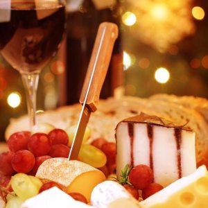 La Crema Holiday Cheese & Wine Pairing