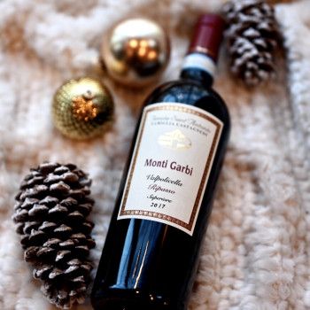 Wines for holiday dinner Ripasso Monti Garbi