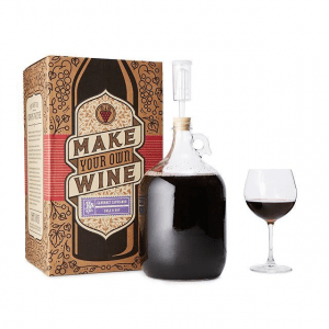Holiday GIft Guide 2019 Make you own wine