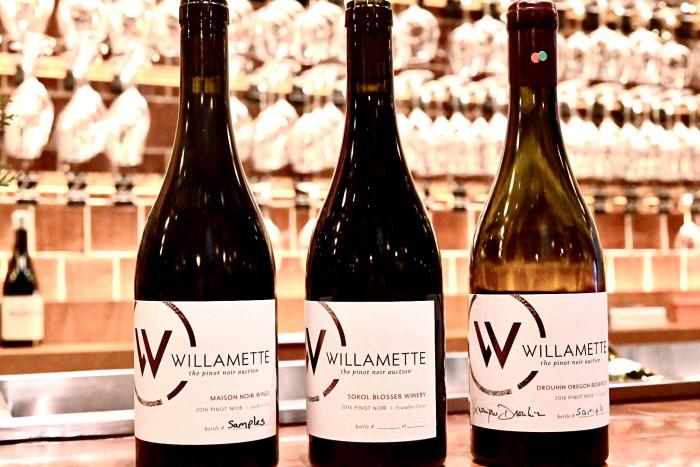 Willamette Valley Pinot Noir Auction Lot