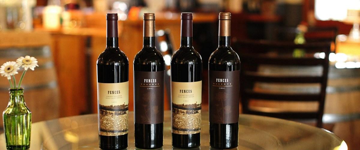Celebrating Oregon Wine Month With Fences Winery