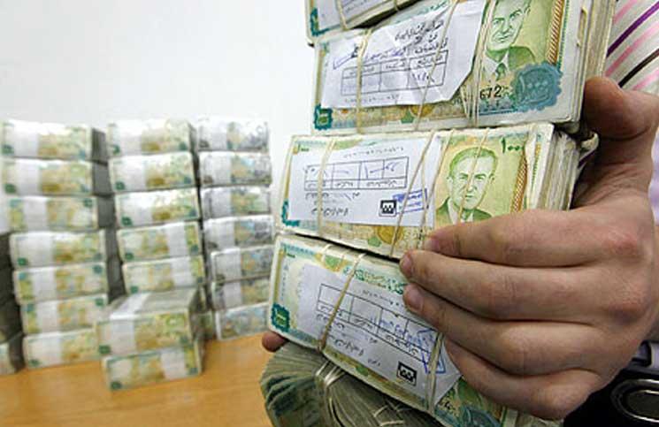 حكومة النظام السوري تبحث عن 300 مليار ليرة مهربة من مصارفها