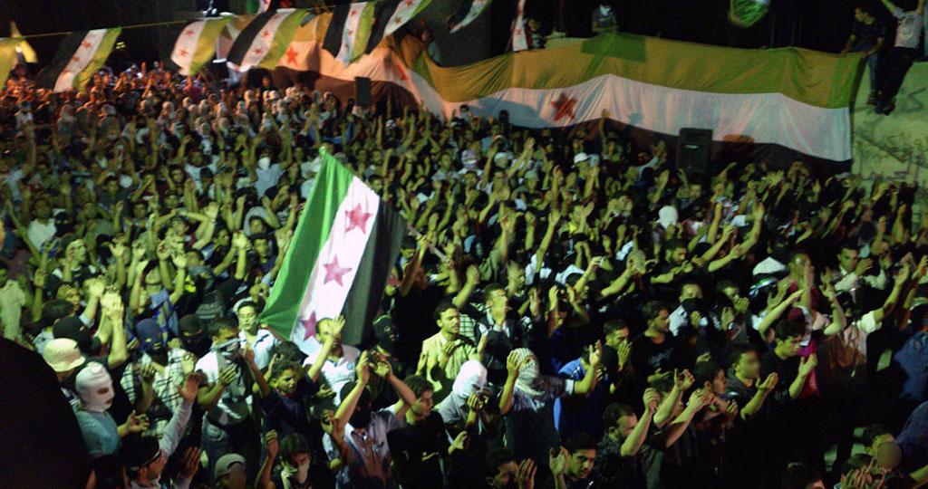 الثورة السورية... الأداء العسكري والحل السياسي